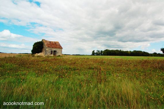 French Country Side Cottage instant download by BottegaDesigns