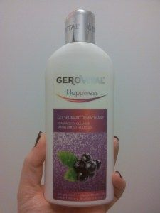 Gerovital Happiness Foaming Gel Cleanser