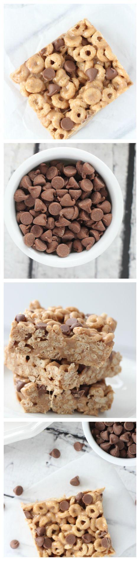 Peanut Butter Cheerio Bars                                                                                                                                                                                 More