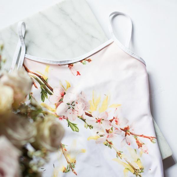 The Almond Blossom Leotard