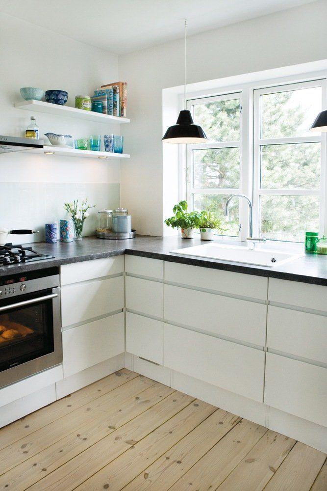 Rå beton - Små tricks med stor effekt: Køkken B120 - Bolig Magasinet