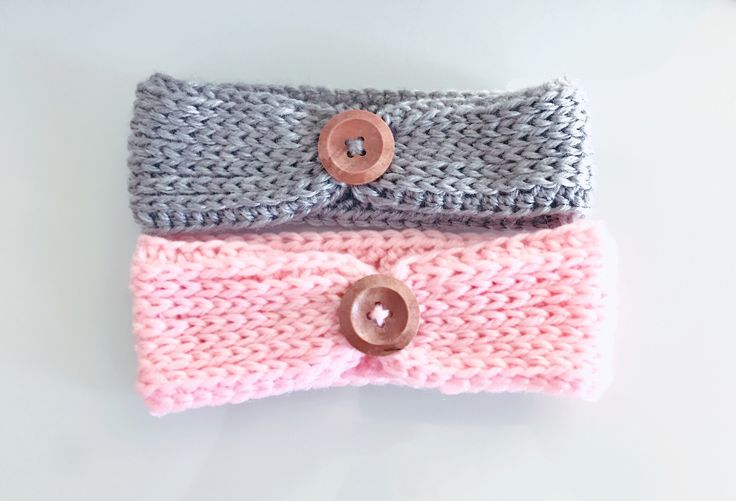 A personal favourite from my Etsy shop https://www.etsy.com/au/listing/512523659/knit-look-button-headband-earwarmer