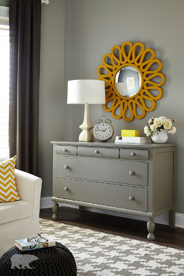 Whether Youre Looking To Redecorate Your Living Room Or A Home Office There Black RoomsGray PaintOne