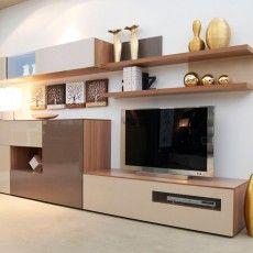 Mueble de salón de estilo moderno