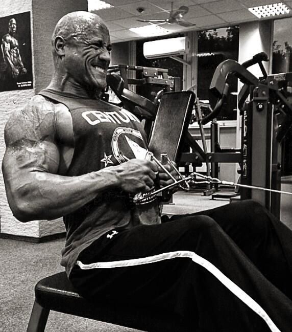 Dwayne Johnson on | Motivation | Pinterest | Rock johnson, The rock dwayne johnson and Dwayne the rock