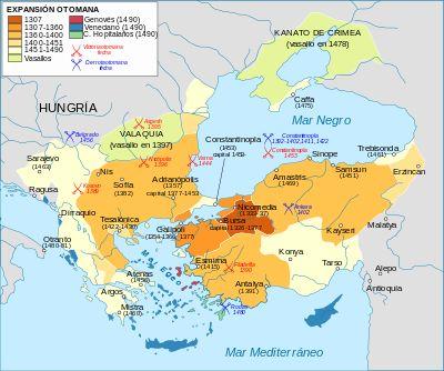 MusicArt Imperio otomano - Wikipedia, la enciclopedia libre