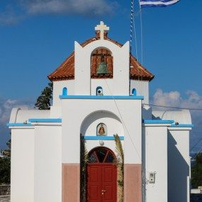 paros village church traditional