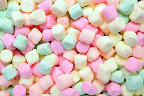 #ColourfulCandies - MarshMellows.