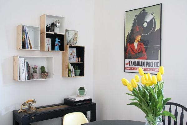 17 meilleures images propos de caisse de vin en bois sur for Decoration murale vin