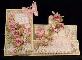side step card by kimmaree. Beautiful!!!
