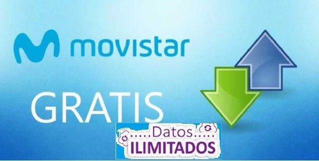 Datos Ilimitados Movistar Navegando Al Full 2019 Con Imagenes Como Tener Internet Internet Movistar Internet