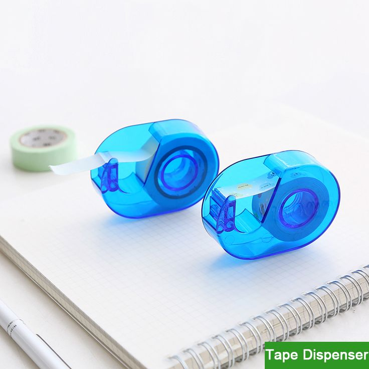 Japan Premium Masking Tape Cutter Eco Friendly High Quality Tape Dispenser For Handcraft Blue Decoration Tape Cutter