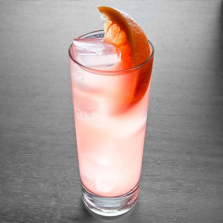 The Frenchie: Take up a new language with this charming trio of gin, grapefruit juice and St-Germain.