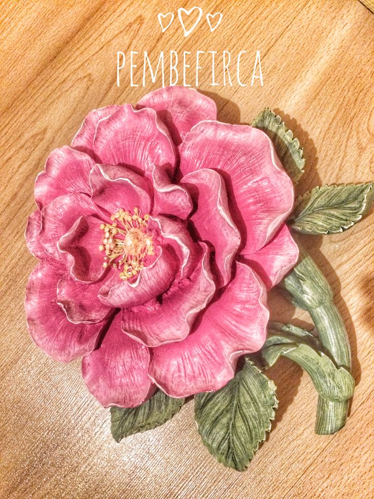 Polyester boyama çiçek flower