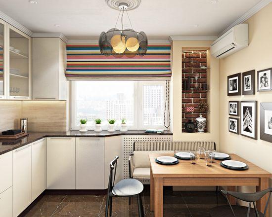 Лаконичный интерьер в стиле современный классики | RoomIdea
