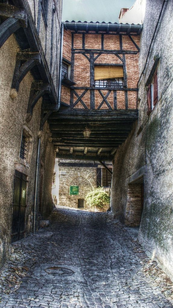 Medieval Cordes-sur-Ciel, France