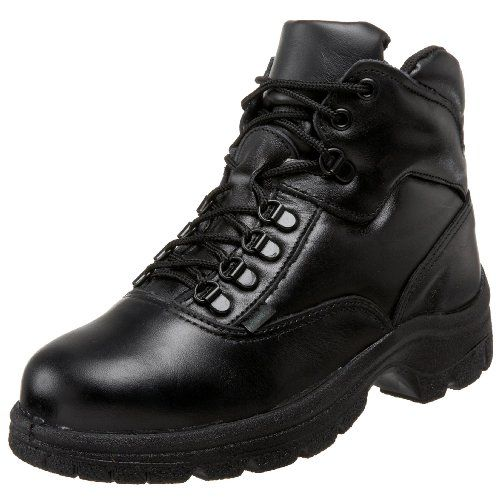 "Thorogood Women's Softstreets 6"" Hiker,Black,8.5 M US *** More info could be found at the image url."