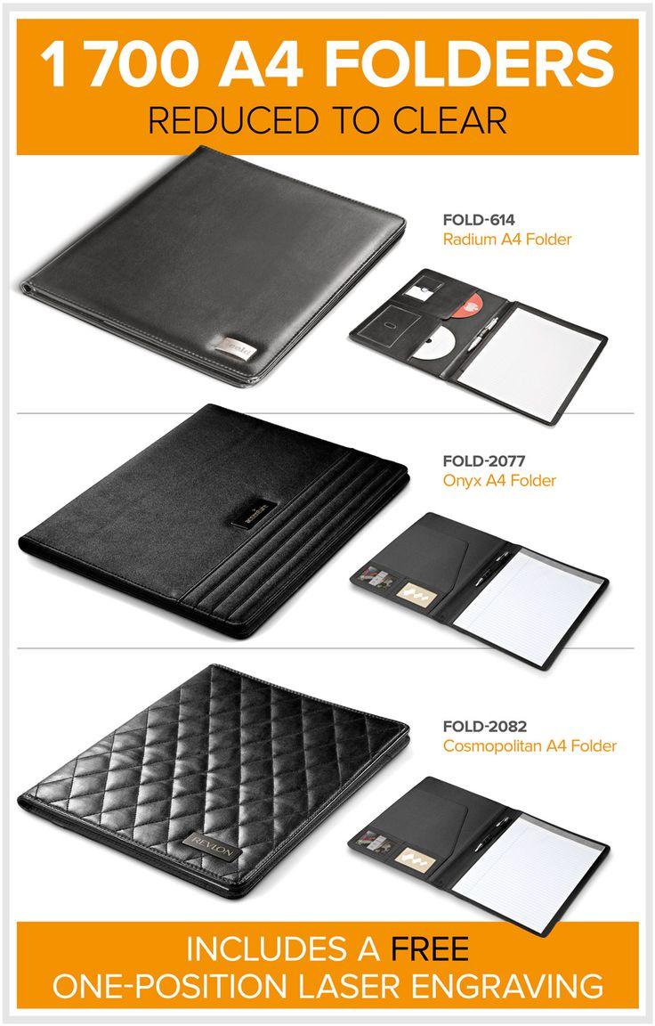 A4 Folders – Reduced To Clear – Bell Jar Pty Ltd