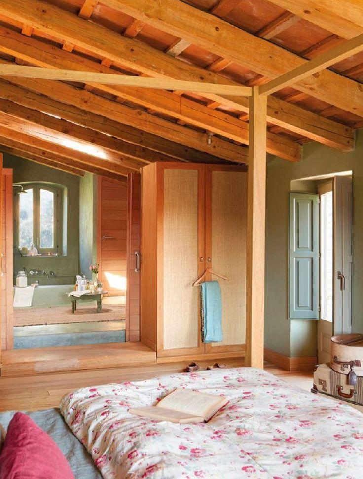 adelaparvu.com despre casa rustica cu interior in nuante naturale, designer Gaby Conde, Foto ElMueble (17)