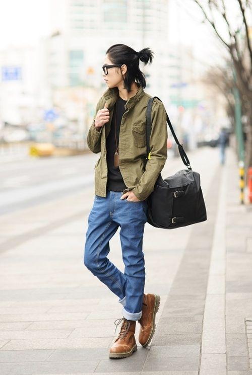 17 Best Ideas About Asian Men Fashion On Pinterest