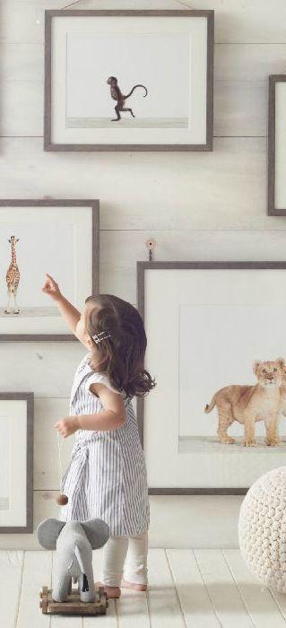 Die ideale Deko fürs Kinderzimmer