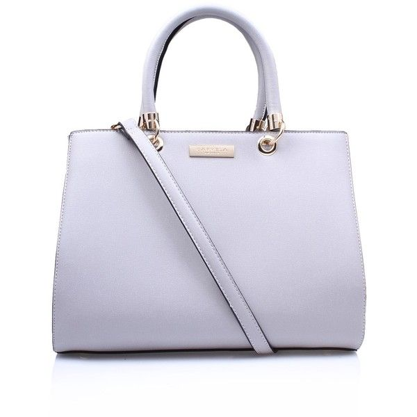 Carvela Darla Tote Bag ($75) ❤ liked on Polyvore featuring bags, handbags and tote bags