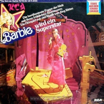 https://flic.kr/p/f9gtDY | barbie recordlabel
