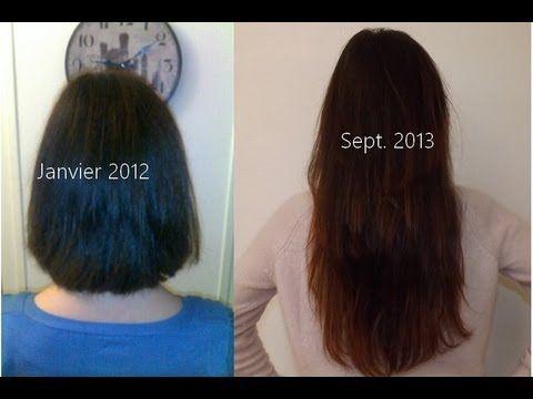 Le masque pour la croissance et le renforcement des cheveu avec le cognac