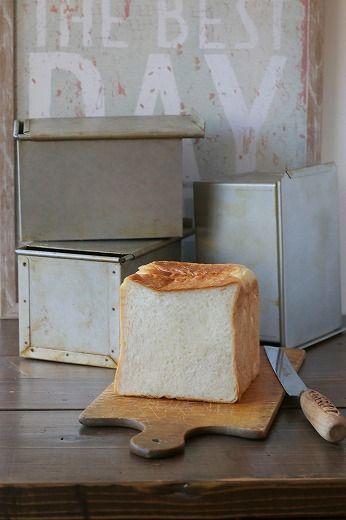 もちもち湯種食パン by vivian | cotta