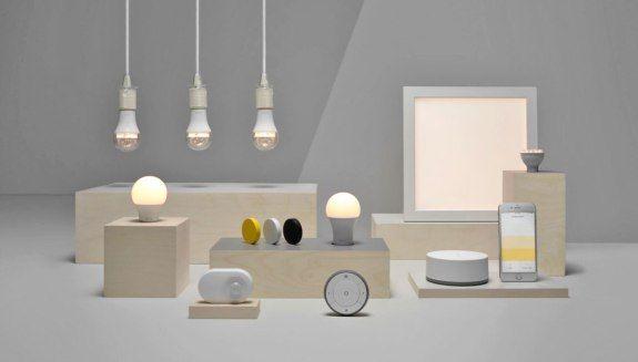 Ikeaのスマート電球がApple HomeKit、Amazon Alexa、Google Homeをサポート | TechCrunch Japan