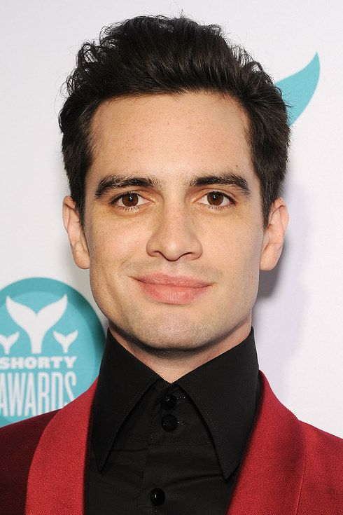 Brendon Urie of Panic! At The Disco hasn't aged because he's presumably a vampire. | Here's What Your Teenage Emo Crushes Look Like Now