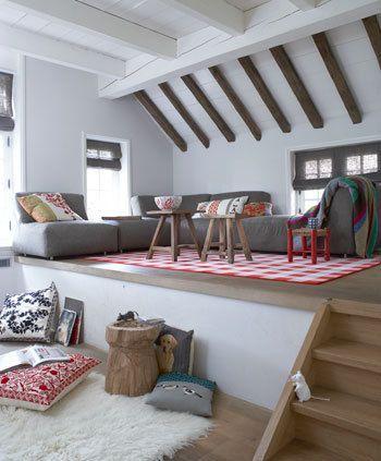 29 best afscheiding woonkamer images on pinterest, Deco ideeën