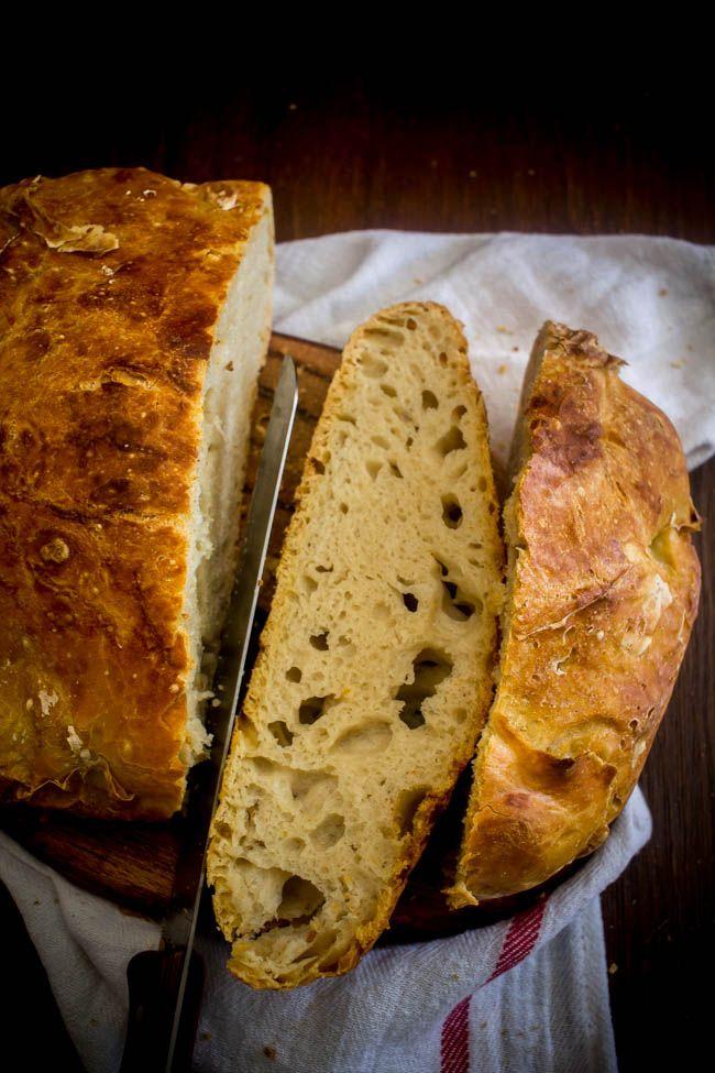 no-knead bread 6