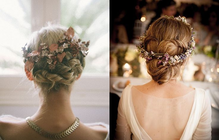 Today's wedding hairstyle inspiration is for the more decorative taste. Thesestunning floral crownsand delicate blossoms are perfectly weaved between braids, low buns, and lengthy locks. These elegantly organic details can make you look trendy, but also pretty and natural! Scroll through these aesthetic designs for a breath of fresh air. Featured Flora Design: Bare Root […]
