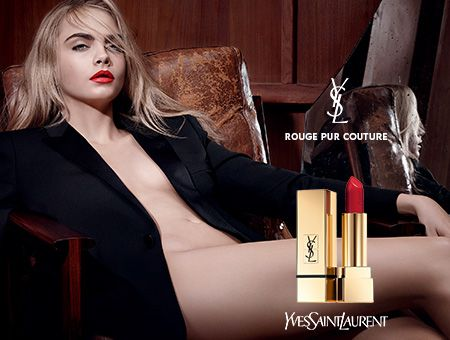 Lux, eleganta si stil cu YSL ROUGE PUR COUTURE Satin Radiance Lipstick | Color Me with Beauty
