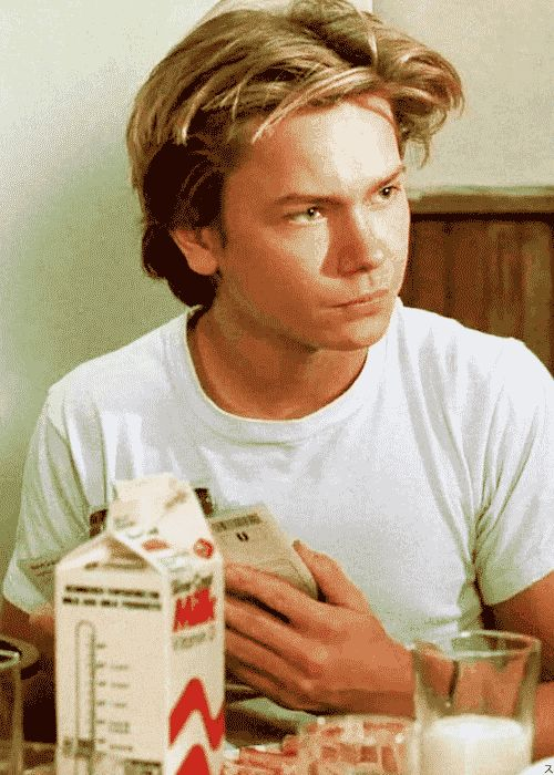 "arroyox: "" River Phoenix in Running on Empty (by Sidney Lumet, 1988) """