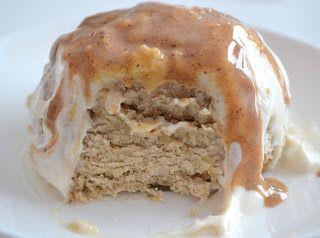 Protein Mugcake! Proteinkuchen glutenfrei, vegan, zuckerfrei, ohne Backen und UNGLAUBLICH lecker!