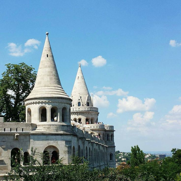 """""""Some views are worth sweating for."""" #Budapest #studyabroad #europe #travel"""