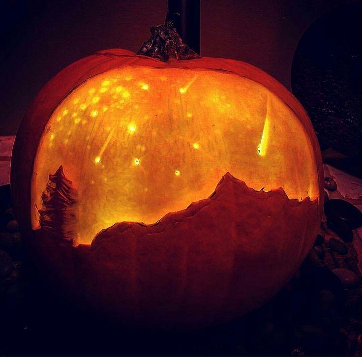 10+ Pumpkin Carving Ideas That Don't Need Unique Ability #pumpkincarvingideas