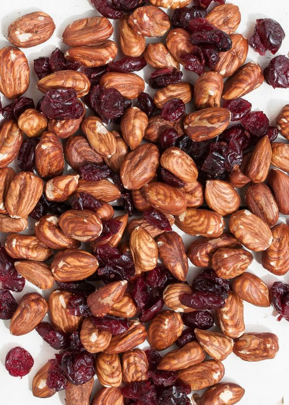 Hazelnuts are high in manganese which plays an important role in metabolism, bone production and skin integrity, to name a few.