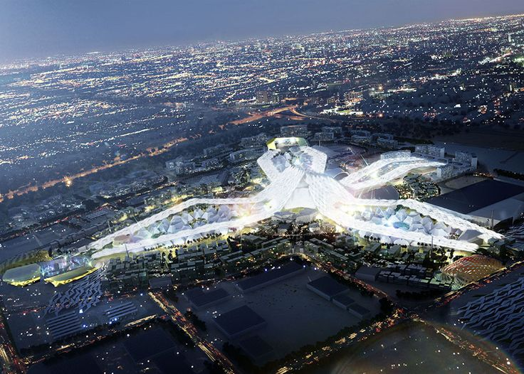 Dubai Expo 2020 Master Plan | Dubai, UAE | The Dubai Expo 2020 is expected to draw more than 25 million visitors to the emirate and wider United Arab Emirates.