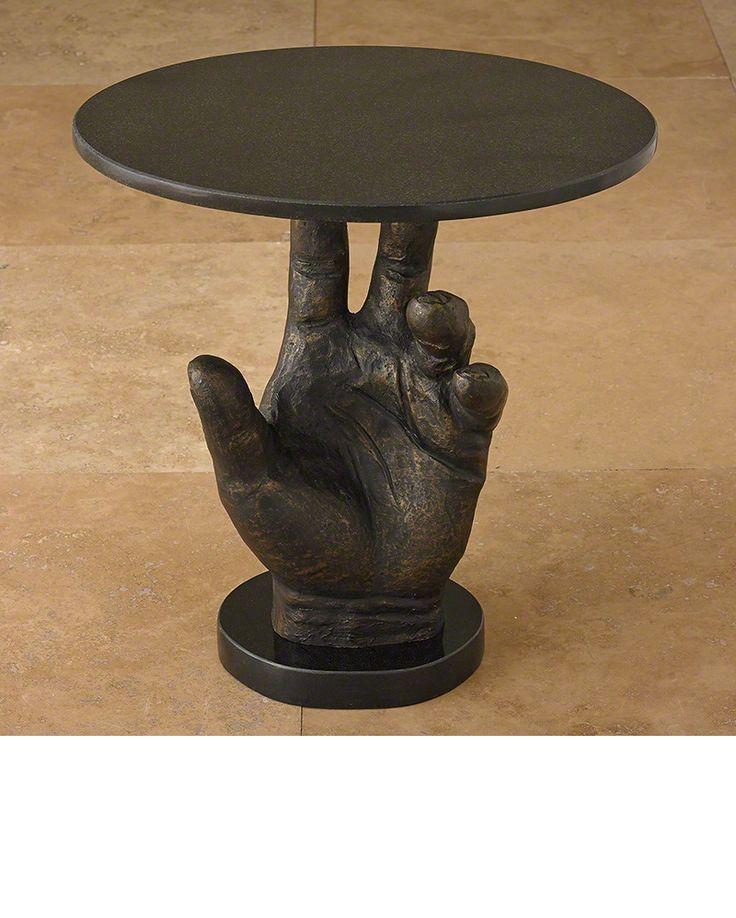 Global Views Hand Table