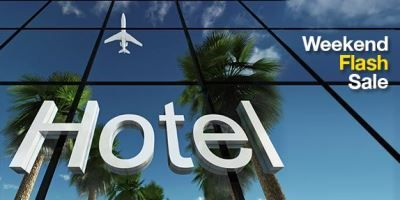 Cleartrip offers weekend flash sale upto Rs. 1000 caskback on domestic flights and hotels. You can get cashback only when you book domestic flights or hotels only. To get this discount use promo code – CTWOW. This offer is applicable only till today. The domestic flight booking needs to befor 2 or more passengers and … Continue reading Upto Rs 1000 cashback on Domestic Flights & hotels