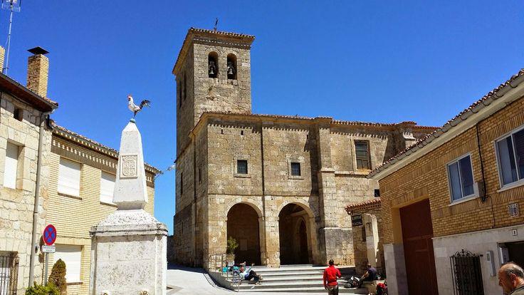 Hornillos del Camino, Burgos, Camino de Santiago