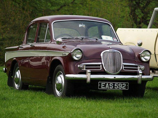 Singer Gazelle Saloon Car 1960 Cars