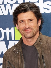On Grey's Anatomy he plays a doctor whose good looks earned him the nickname McDreamy. At home, with wife Jillian, daughter Talula and twin sons Darby and Sullivan Patrick Dempsey writes his own prescription for family happiness: http://www.familycircle.com/teen/parenting/celebrity-parents/patrick-dempsey/#