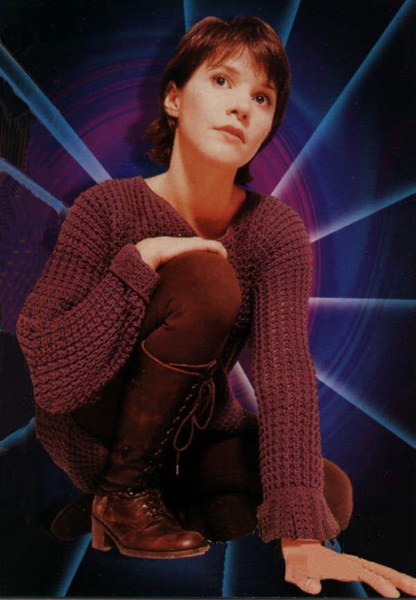 Sabrina Lloyd as Wade Welles on Sliders