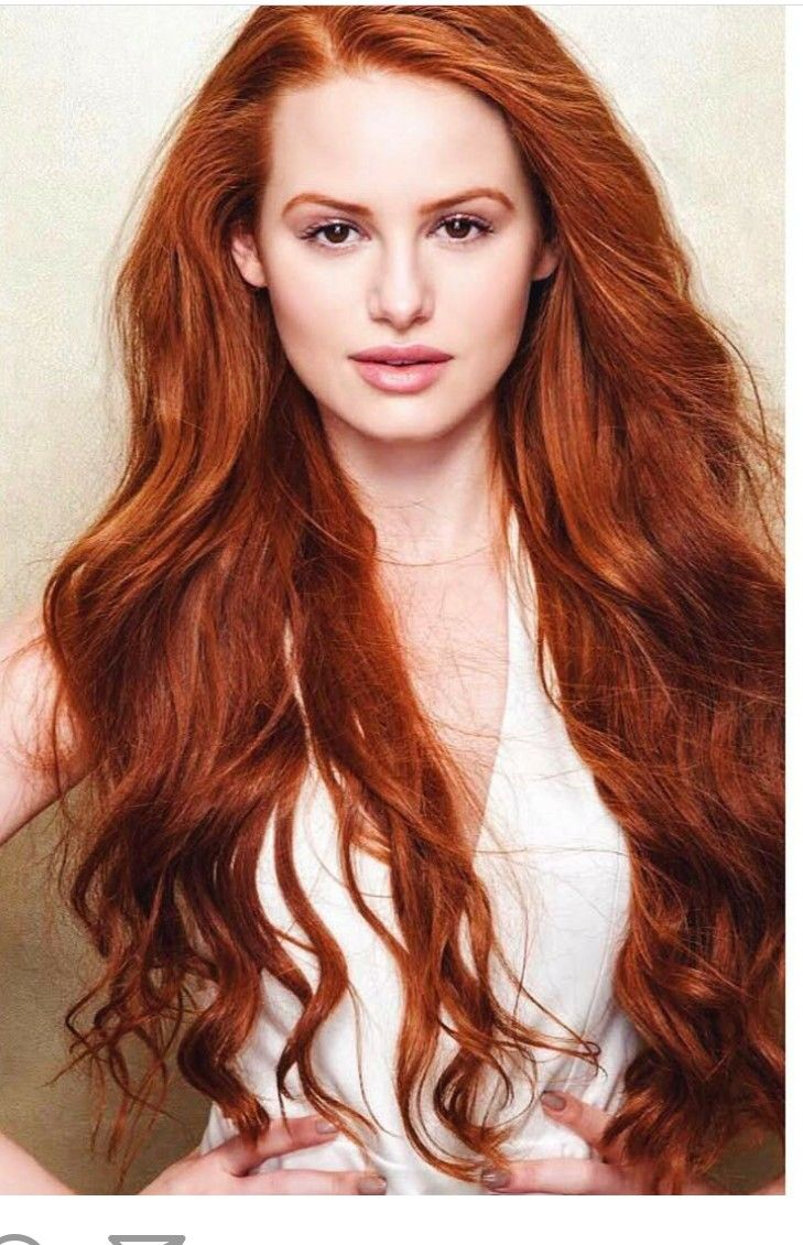 Female Celebrities With Natural Red Hair