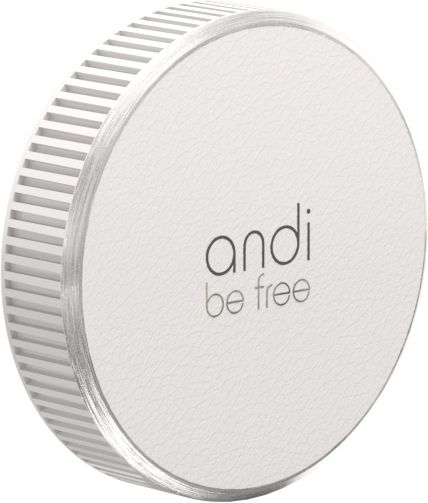 The andi wireless universal charger serves as a devoted attendant. It provides wireless energy and presents your smartphone in a remarkable way. Inconspicuously he performs his services wherever you need a trustful charger.