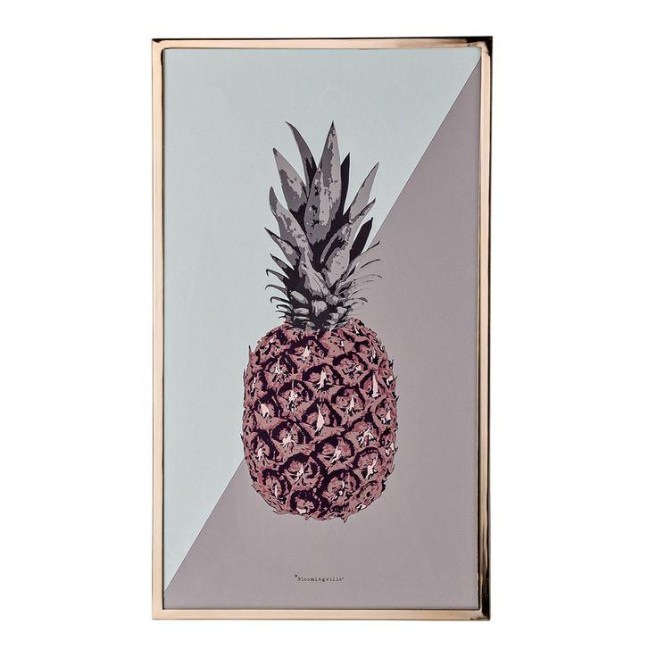 Pineapple sisustustaulu